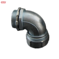 Buy cheap ZINC ALLOY 90 DEGREE ELBOW product