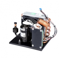 Buy cheap Air-Cooled Condensing Unit Semi-Hermetic or Rotating Compressors product