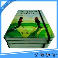 China book printing china online quote  pu leather Journal printing china on sale