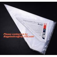Buy cheap PIPING PASTRY BAGS, ICE BAG PACK, WICKETED BAGS, MICROPERFORATED FOOD BAGS, STAPLED APRON product