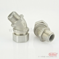 Buy cheap LIQUID TIGHT IP68 SUS304 45 DEGREE ELBOW from wholesalers