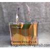 Buy cheap HOLOGRAPHIC NEON TOTE PVC BAG,VINYL SHOPPING SHOPPER,TOILETRY BIKINI SWIMWEAR BEACHWEAR WOMAN BAG from wholesalers