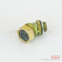 Buy cheap LIQUID TIGHT IP68 COLOR ZINC GALVANZIED 45 DEGREE ELBOW from wholesalers