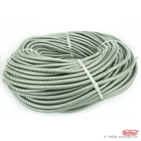 Buy cheap GALVANIZED STEEL SQUARELOCKED FLEXIBLE CONDUIT FOR WIRE PROTECTION product