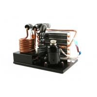 Buy cheap AC condensing unit with compressor for cabinet freezer from wholesalers
