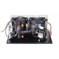 Buy cheap mini condenser unit with mini ac compressor for portable air conditioner from wholesalers
