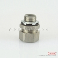 Quality LIQUID TIGHT SUS304 Straight Connector for sale