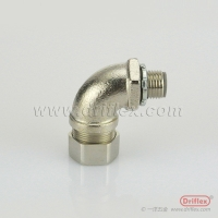 Buy cheap LIQUID TIGHT IP68 NICKEL PLATED BRASS 90 DEGREE ELBOW product