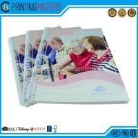 China Low Price Of Spiral Bound Booklet Printing China With High Quality Glossy Paper on sale