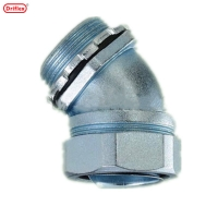 Buy cheap ZINC ALLOY 45 DEGREE ELBOW product