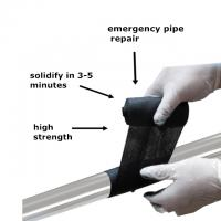 Buy cheap Corroded pipeline repair Cracked Plumbing Repair Tape pipe fix wrap from wholesalers