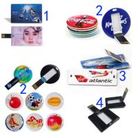 Buy cheap cheap factory price 4GB credit card usb flash drive 8GB 16GB 32GB plastic card shape memory USB with HD logo printing from wholesalers