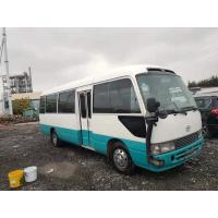 Buy cheap Japan Brand price Used LHD coaster bus used Luxury coach bus for sale second hand diesel/petrol car hot sale from wholesalers