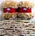 Buy cheap Fancy yarn, Feather yarn, Boucle yarn, Slub yarn, Roving yarn, Yarn from wholesalers