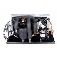 Buy cheap Portable 12V/24V DC Compressor for Vehicle Mobile Mini Refrigerator from wholesalers
