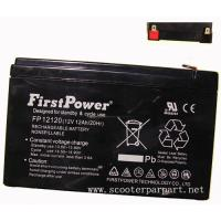 Buy cheap Auto 12v 7.2AH sealed lead acid rechargeable battery with long service life from wholesalers