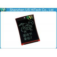Buy cheap Logo Printed Paperless LCD Writing Tablet 8.5 Inch For Kids Drawing Pics from wholesalers