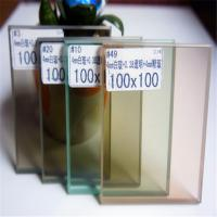 Buy cheap 6.38 tinted laminated safety glass from wholesalers
