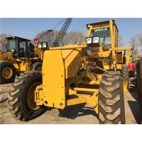 Buy cheap Used Motor Grader Caterpillar 140H 21T weight 3176C engine with Original Paint from wholesalers