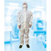 Buy cheap Lightweight Disposable Isolation Gown , Disposable Non Woven Isolation Gown product