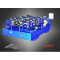 Buy cheap 11KW Warehouse Scaffolding Roll Forming Machine 15KW Power For Shelves Equipment product