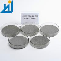 Buy cheap 304 430 Stainless Steel Grit , Wire Casting Steel Shot And Grit 0.5mm 1.0mm from wholesalers