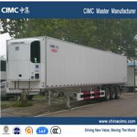 Buy cheap high performance refrigerated semi trailer with thermo king refriger from wholesalers