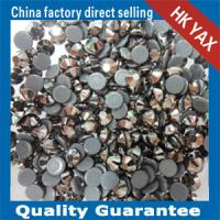 Buy cheap crystal hotfix rhinestone,swainstone hot fix stones,hot fix stones with stronger glue,supply hot fix stones certificate from wholesalers