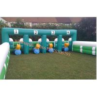 Buy cheap inflatable pony hops sale , inflatable pony , inflatable horse racing , inflatable bouncing horse jumps , jumping horse from wholesalers