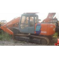 Buy cheap used Hitachi excavators EX120-3,EX200-2,EX120-3,ZX120 ZX120-3,ZX150,ZX200 from wholesalers