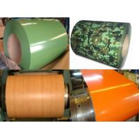 Buy cheap 003 PPGI: prepainted COLOR steel coil from wholesalers