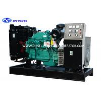 Buy cheap 100kVA Open type Cummins Diesel Generator Water Cooling Genset CE Approval from wholesalers