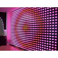Buy cheap Pleat wall decoration materials wall panel 3D board from wholesalers