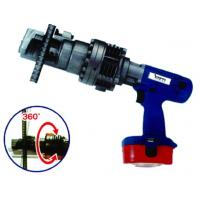Buy cheap Lightweight Electric Hydraulic Rebar Cutter , Portable Cordless Rebar Cutter from wholesalers