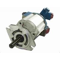 Buy cheap Aluminium Hydraulic Pump Forklift Truck Components For Mitsubishi S4S Engine from wholesalers