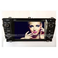 Buy cheap Car DVD Player GPS Navigation TV System support Bluetooth Touch Screen iPod for Toyota Corolla 2014 from wholesalers