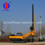 Buy cheap 15 meters crawler mechanical lock pipe rotary pile driver, crawler drilling machine, from wholesalers