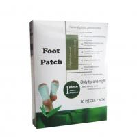 Buy cheap Detox Cleansing Foot Pads - Cleanse and energize your body and experience from wholesalers