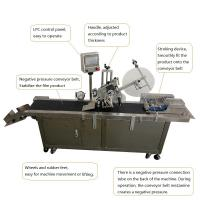 Buy cheap Durable Food Processing Equipment For Top Sticker / Bottle Labeling Machine product