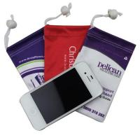 Buy cheap factory directly sell  high quality  microfiber cleaning pouch from wholesalers
