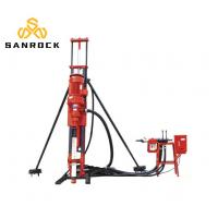 Buy cheap SRQD 70  Red DTH Water Well Drilling Rig For Rock Drilling from wholesalers