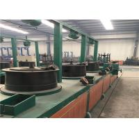 Buy cheap High Speed Pulley Wire Rod Drawing Machine , Steel Wire Drawing Machine For Nails from wholesalers