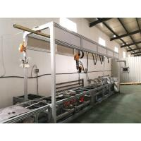 Buy cheap Semi - Automatic Bus Bar Assembly Machine Reversal Assembly Line For Busbar Production product