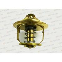 Buy cheap 6004216120 6D105 4D95 6D95 Excavator Engine Parts Water Thermostat 600-421-6120 from wholesalers