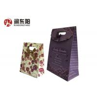 Quality Custom Printing Wedding Paper Gifts Bags Biodegradable With Patch Handle for sale