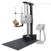 Buy cheap 300 - 1500mm Drop Height Electronic Falling Weight / Professional Package Testing Equipment from wholesalers