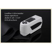 Buy cheap 8mm diameter aperture portable colorimeter color lab machine product