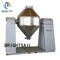 Buy cheap 2000L Double Cone SS304 Rotating Drum Dryer from wholesalers