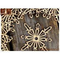 Buy cheap A Box of 90 Wooden Blank Shapes to Decorate Large 9 to 11 cm 4 mm from wholesalers