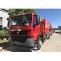 Buy cheap Two Seats Water Pump Fire Truck from wholesalers